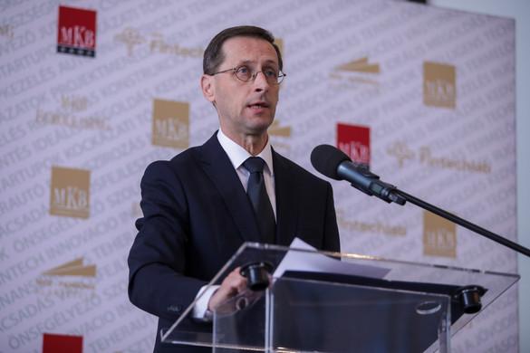 Varga: A magyar gazdaság teljesítménye a bankszektornak is bővülő lehetőségeket kínál