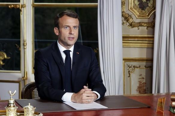 Macron fogadta az Iszlám Állam ellen harcoló szíriai kurdok delegációját