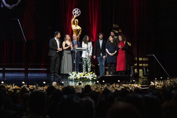 A Rossz versek lett a legjobb játékfilm a Magyar Filmakadémia díjátadóján