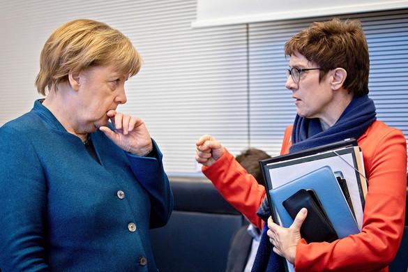 Bizonytalan Merkel jövője