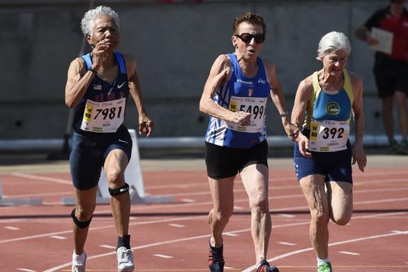 Sporttal lassítható az öregedés