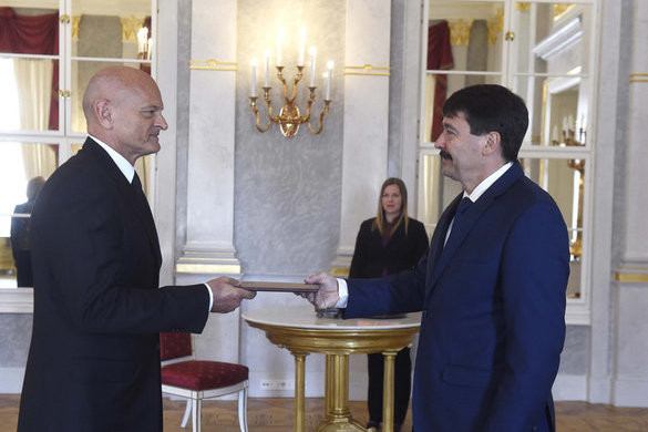 Patai Mihály hivatalosan is az MNB alelnöke lett