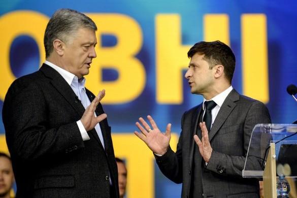 Súlyos vádakat vágtak egymás fejéhez az ukrán elnökjelöltek