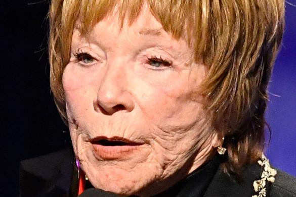 Nyolcvanöt éves Shirley MacLaine