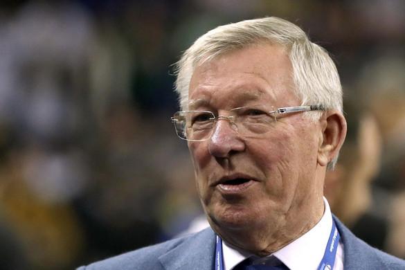Sir Alex Ferguson a Liverpoolra  fogadna ezúttal