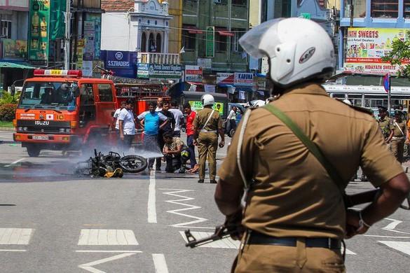 Külföldön tervelhették ki a Srí Lanka-i támadásokat