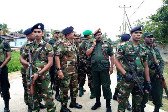 Tizenöt holttestet találtak a pénteki Srí Lanka-i lövöldözés helyszínén