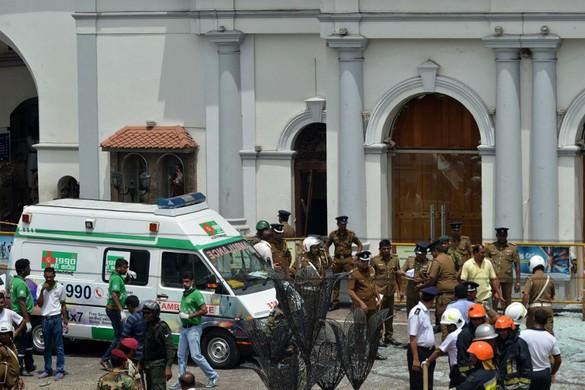Eddig negyven embert vettek őrizetbe a Srí Lanka-i merényletek miatt