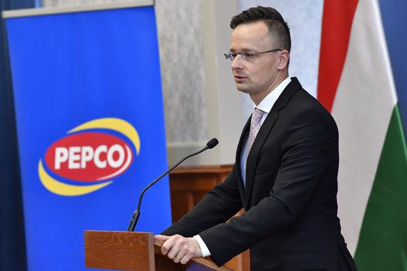 Szijjártó Péter: Komoly logisztikai beruházást hoz Magyarországra a Pepco