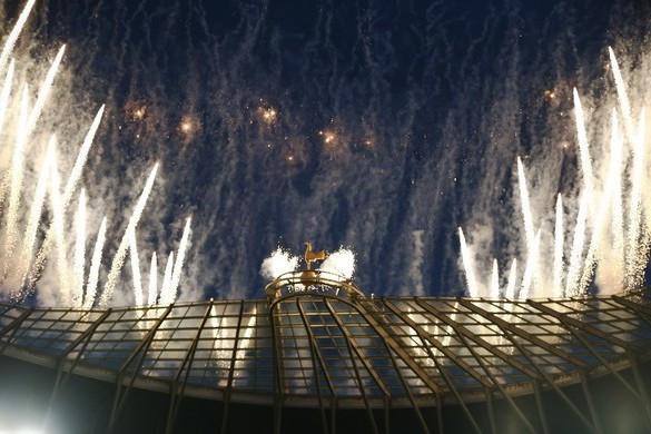 A Tottenham edzője szerint övék a világ legjobb stadionja