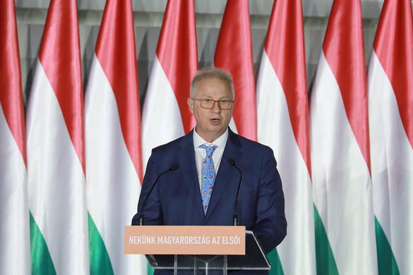 Trócsányi: Európa válaszút előtt áll, történelmi a felelősség