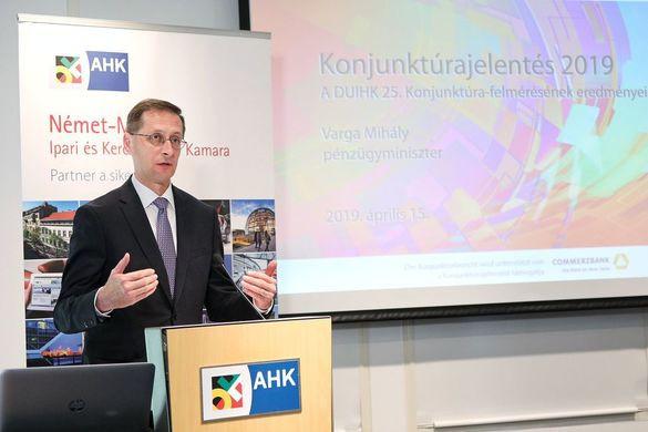 A német cégek szerint stabil és jó a magyar gazdasági környezet