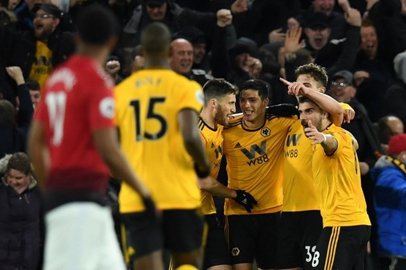 Megint legyőzte a Manchester Unitedet a Wolverhampton