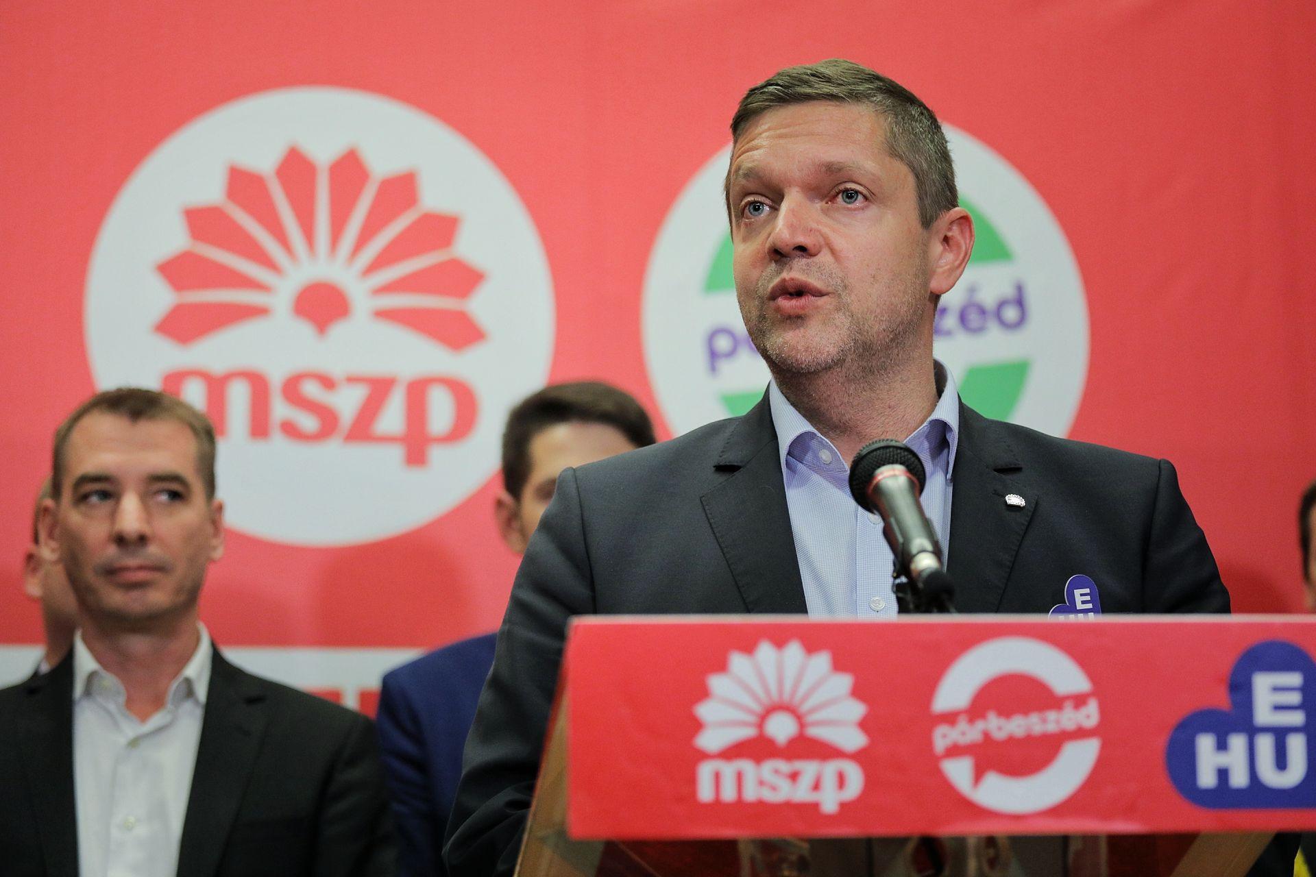 Tóth Bertalan: Az MSZP választmánya szombaton dönt arról, ki kapja meg a mandátumot