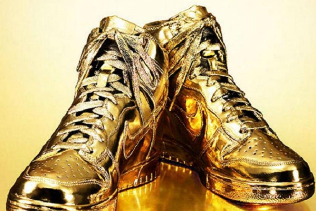 A világ legdrágább tornacipője több, mint másfél millió forintba kerül