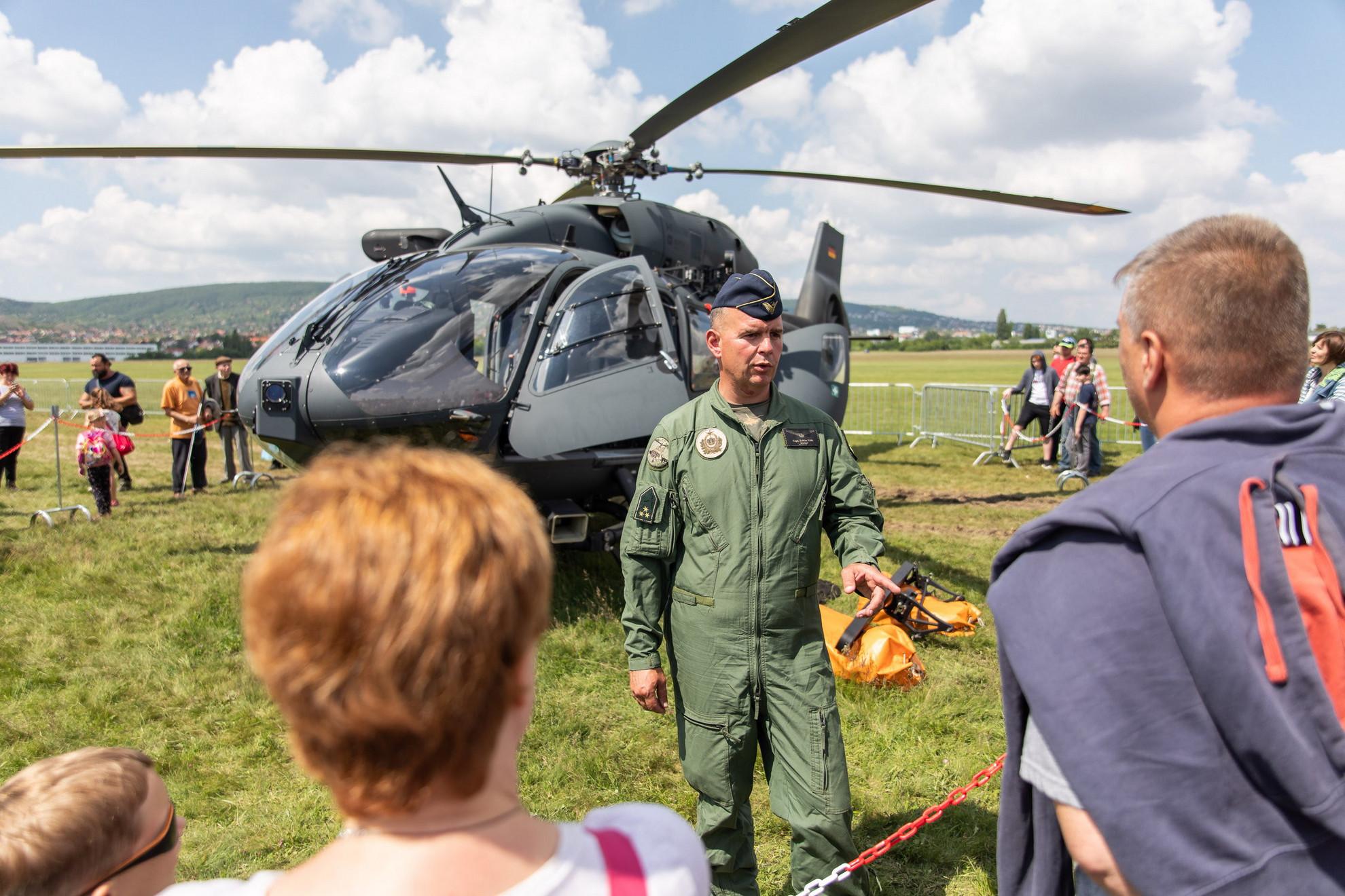 Az Airbus Helicopters H145M sebessége akár 270 km/órát is elérheti