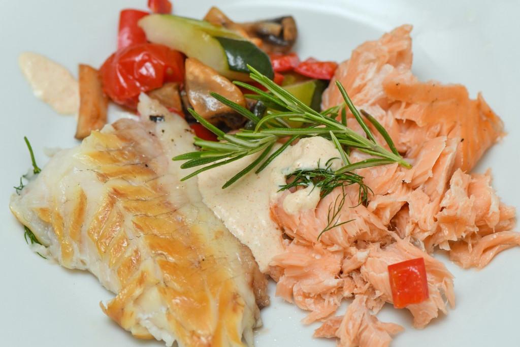 Húsféléből, halból naponta egy szeletnél nem javasol többet a szakértő