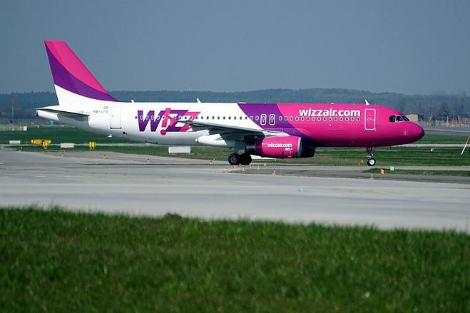 A Wizz Air gépe felszállás előtt gyulladt ki (Képünk illusztráció!)