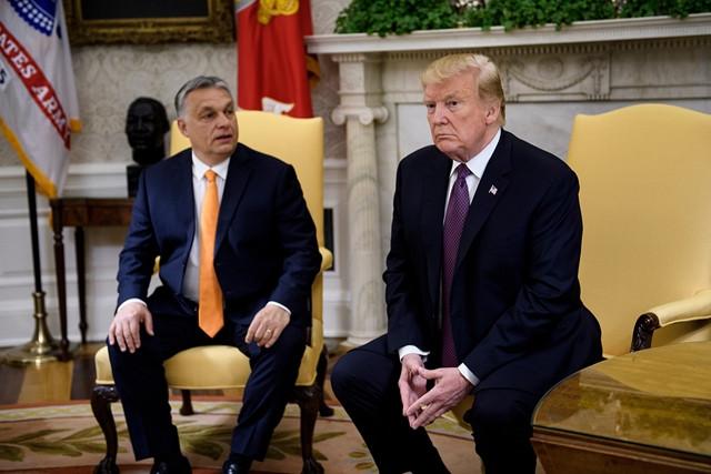 Az amerikai elnök örömét fejezte ki a találkozó miatt