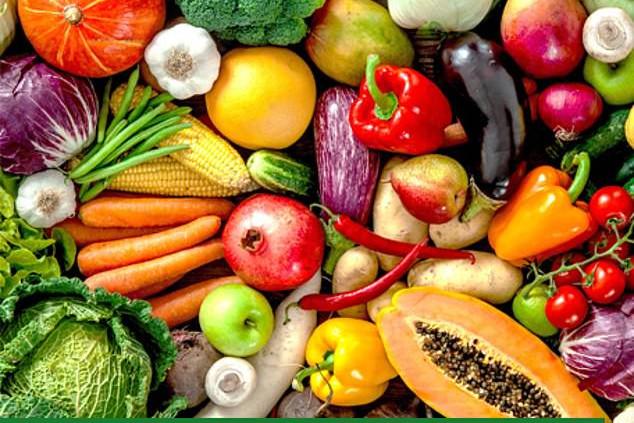 Zöldségekből annyit ehetünk, amennyit akarunk.