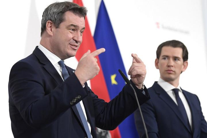 Elutasította Kurz és Söder az EPP és a tőle jobbra álló pártok együttműködését