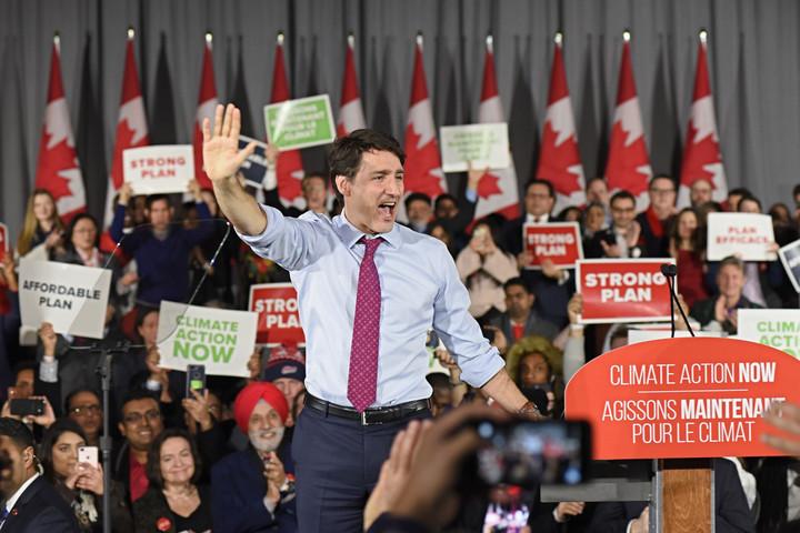 Közel lehet Trudeau bukása