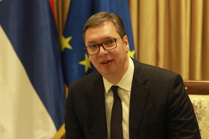 Vucic: Szerbia egyre kevésbé bízik az Európai Unióban