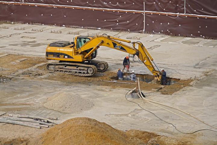 Az építőipari termelés kimagasló növekedése tartósnak ígérkezik