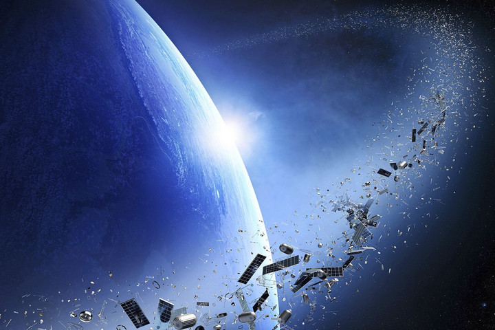 Döbbenetes mennyiségű űrszemét kering a Föld körül