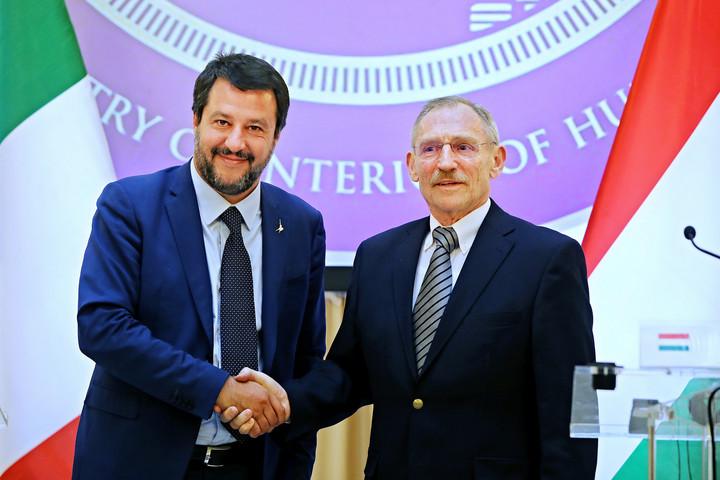 Pintér Sándor: Magyarország és Olaszország azonos nézeteket vall