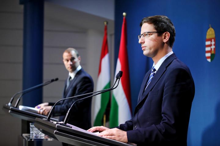 Gulyás: Magyarországnak a világ minden vezető hatalmával jó a kapcsolata