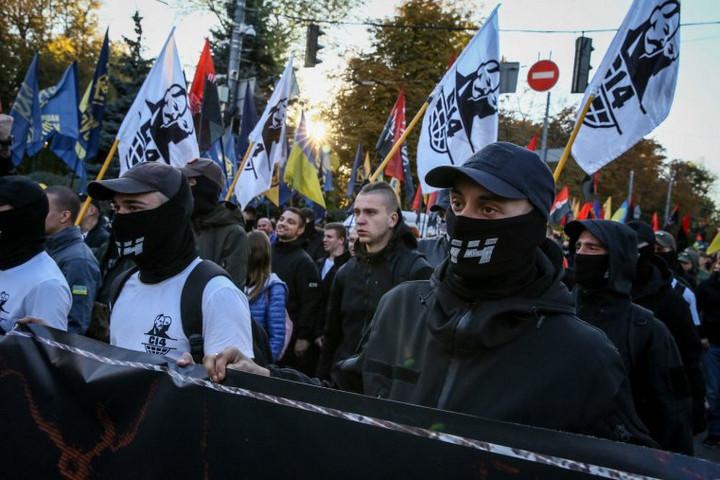 Szélsőséges ukrán nacionalista szervezet indít utcai járőrözést Munkácson
