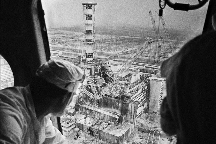 A csernobili atomkatasztrófa és a nagyhatalmi versenyfutás