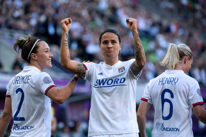 A Lyon nyerte meg a Bajnokok Ligáját Budapesten