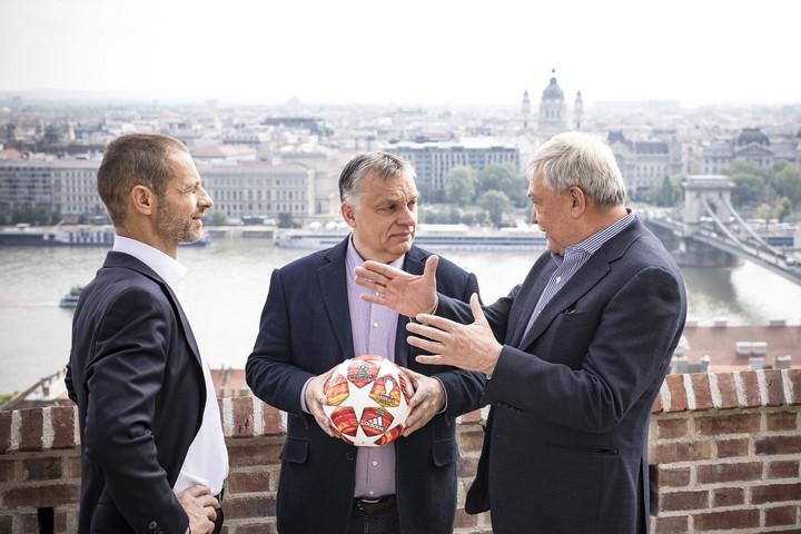 Orbán Viktor: Sportdiplomáciai siker a női labdarúgó BL-döntő megrendezése
