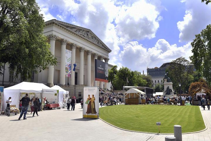 Megnyílt a 24. Múzeumok Majálisa Budapesten
