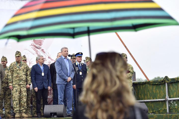 Benkő Tibor: A honvédség új fejlődési pályára lép