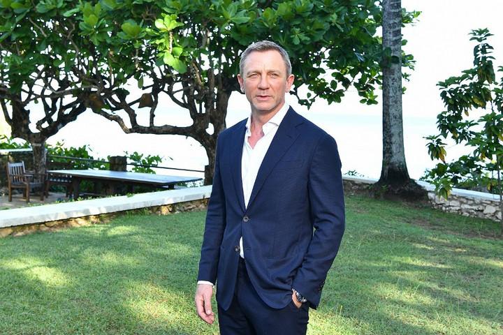 Megsérült Daniel Craig, leállt az új James Bond film forgatása