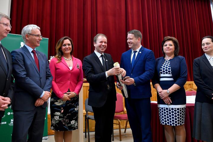 Ebesen is fejleszt a Magyar Református Szeretetszolgálat