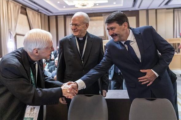 Áder: A magyarság küldetése, hogy hitét megtartva gazdagítsa a világot