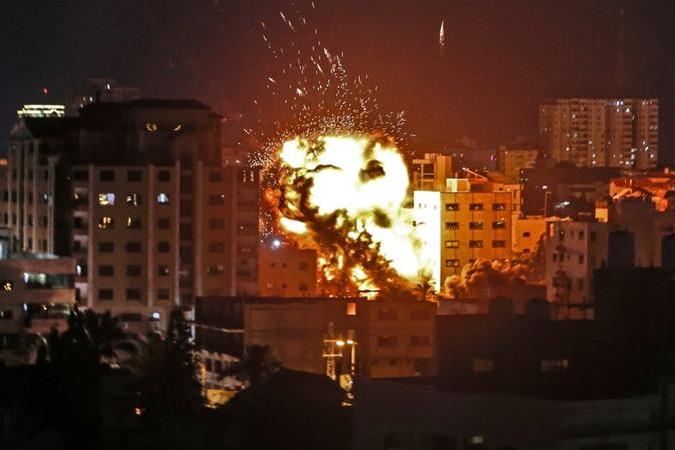 Tűzszünet jött létre Izrael és a palesztinok között