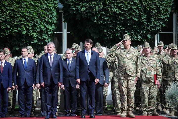 Benkő Tibor: Magyarországnak ma is szüksége van erős honvédségre
