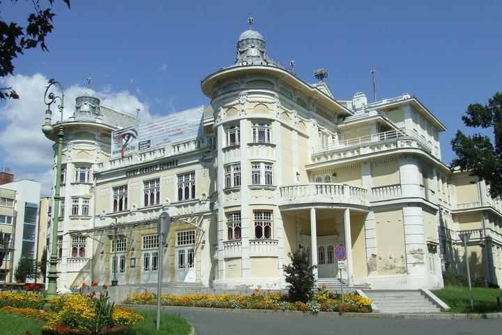 Október 23-án nyit a megújult Csiky Gergely Színház