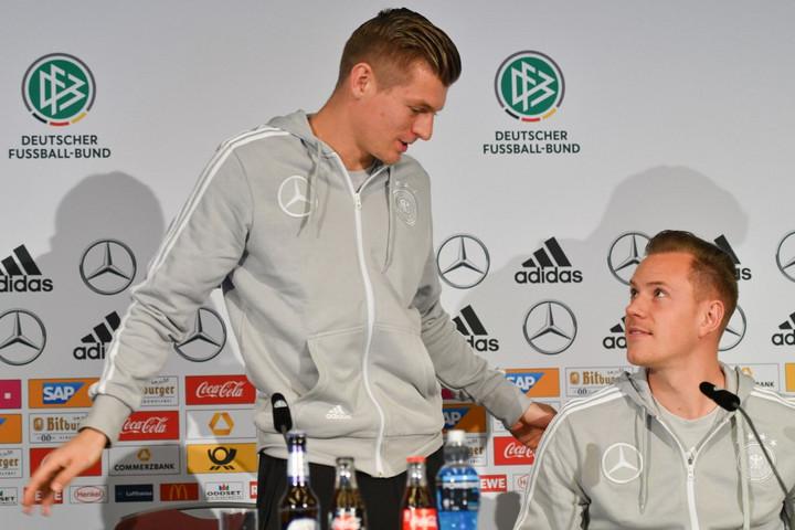 Két fontos játékos is kidőlt a német válogatottból