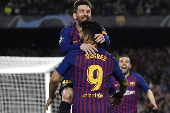 Messi és Suárez is villant, fél lábbal a BL-döntőben a Barcelona