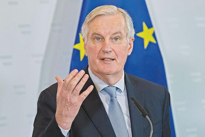 Barnier: Csak a jelenlegi megállapodással lehet rendezetten kilépni
