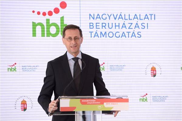 Hárommilliárd forintból épít új üzemet a Mol Zalaegerszegen