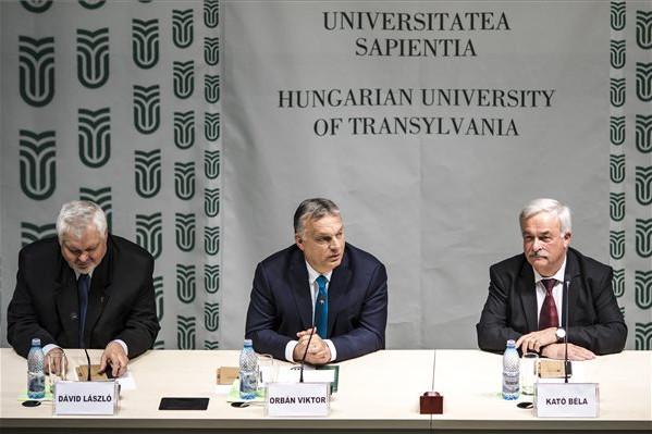 Orbán: Minden európai ország elsőszámú kérdése az EP-választáson a migráció ügye