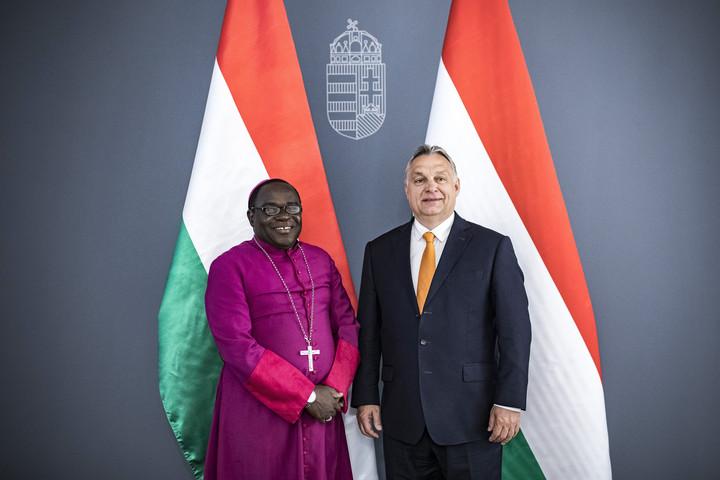 Nigériai keresztény vezetőkkel tárgyalt a magyar kormányfő