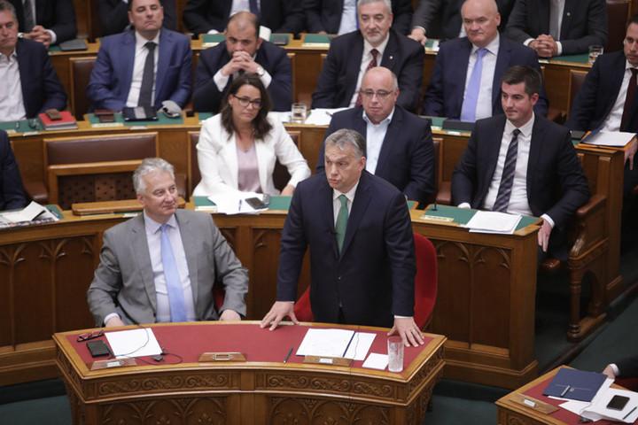 Orbán: A magyarok változást akarnak Brüsszelben